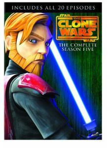 Star Wars-Clone Wars: Season 5