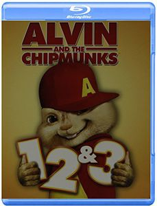 Alvin & the Chipmunks 1 2 & 3