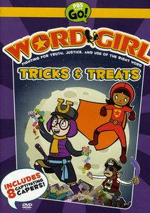 Wordgirl-Tricks & Treats