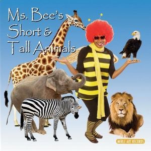 Ms Bees Short & Tall Animals