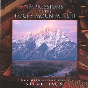 Impressions of the Rocky Mountains II