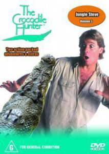 Crocodile Hunter-Jungle Steve