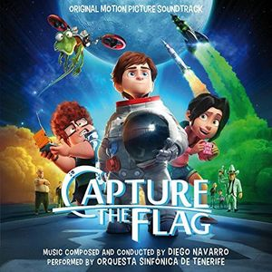 Capture The Flag (Original Soundtrack) [Import]