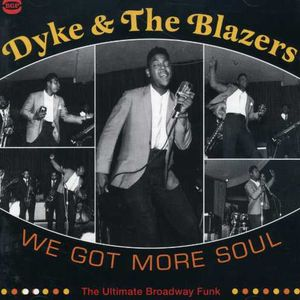 We Got More Soul: Ultimate Broadway Funk [Import]