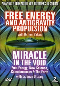 Free Energy & Antigravity & Miracle in the Void