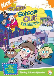 Fairly Oddparents: School's Out - the Musical
