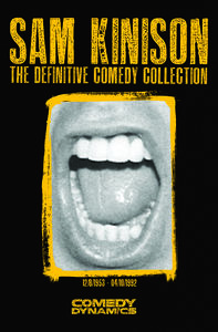 Sam Kinison: The Definitive Comedy Collection