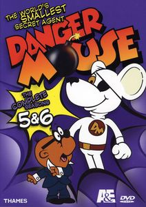 Danger Mouse: The Complete Seasons 5 & 6
