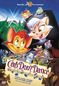 Cat's Don't Dance