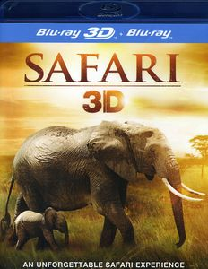 Safari 3D [Import]