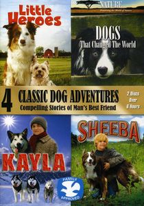 4 Classic Dog Adventures