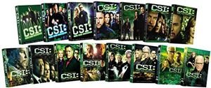 CSI: Crime Scene Investigation - Fifteen SSN Pack