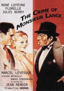 Crime of Monsieur Lange