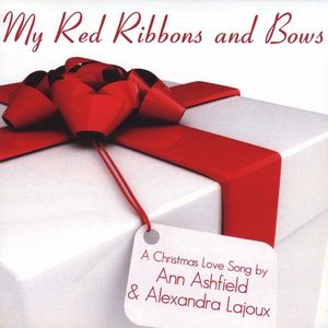My Red Ribbons & Bows