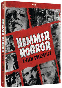 Hammer Horror: 8-Film Collection