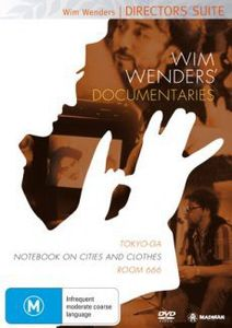 Wim Wenders' Documentaries