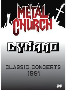 Dynamo Classic Concerts 1991 (Pal DVD)