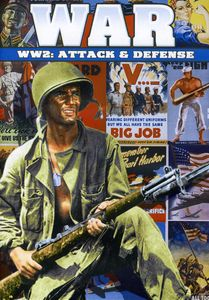 Attack & Defense: Rare Patriotic World War II