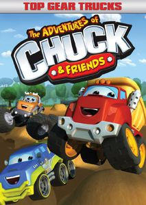 Adventures of Chuck & Friends: Top Gear Trucks