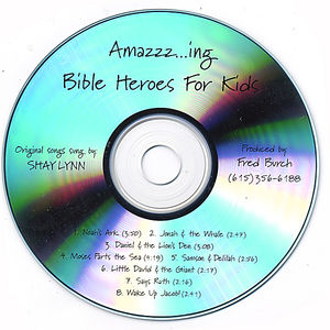 Amazzz Ing Bible Heroes for Kids