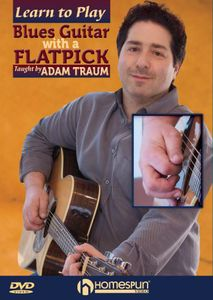 Learn to Play Blues Guitar with a Flatpick 1