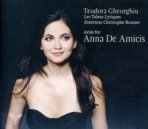 Arias for Anna de Amicis