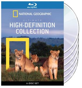 National Geographic Ultimate Hi-Definition Coll