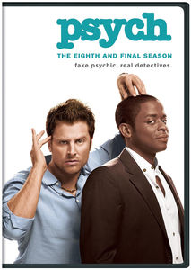 Psych: The Eighth & Final Season