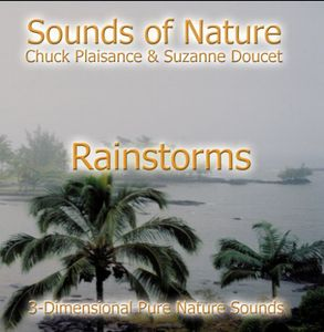 Rainstorms (Sounds of Nature Series)