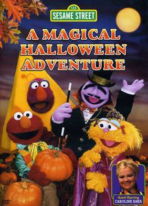Magical Halloween Adventure