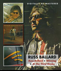 Russ Ballard /  Winning /  at the Third Stroke [Import]