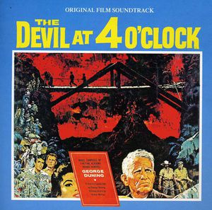 Devil at 4 O'Clock (Original Soundtrack) [Import]