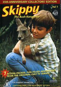 Skippy the Bush Kangaroo: Season 1 (Pal/ Region 0)