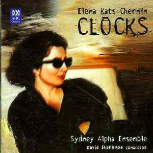 Kats-Chernin: Clocks /  Purple Prelude /  Concertino