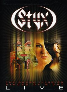 Grand Illusion /  Pieces of Eight: Live