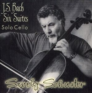 Six Suites Cello Solo