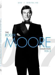 James Bond: The Roger Moore Collection Volume 2
