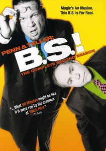 Penn & Teller BS: The Complete Second Season