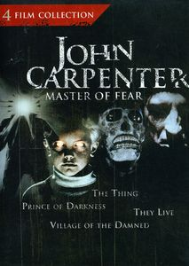 John Carpenter Master of Fear Collection