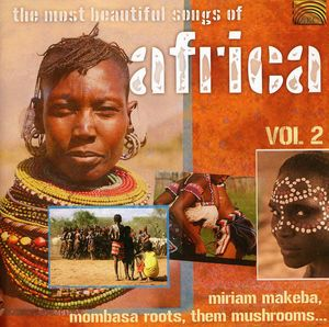 Most Beautiful Songs of Africa 2 /  Various