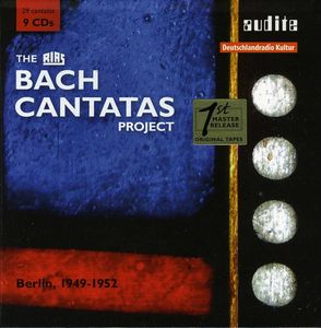 Rias Bach Cantatas Project