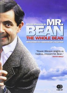 Mr. Bean: The Whole Bean - Complete Series