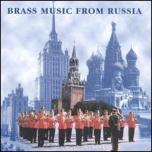 Popular Music for Brass from Russia /  Various