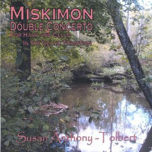 Miskimon Double Concerto for Harpp & Cello in the