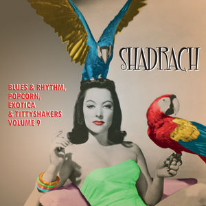 Shadrach: Blues & Rhythm Popcorn Exotica 9 /  Var