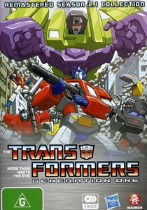 Transformers Generation One Remastered Season 2.1