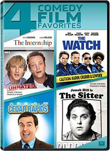 Internship /  the Watch /  Cedar Rapids /  the Sitter