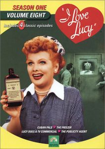 I Love Lucy: Season 1 Vol 8