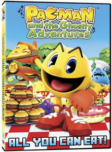 Pac-Man & the Ghostly Adventures: All You Can Eat
