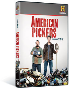 American Pickers: The Complete Season Two